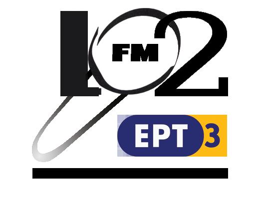 ΕΡΤ3 102 FM - Logo