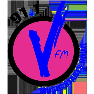 V FM - Logo