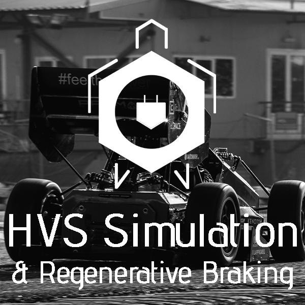Aristotle University Racing Team Electric (Arist.u.r.t.le): Σύστημα Υψηλής Τάσης και Regenerative Braking